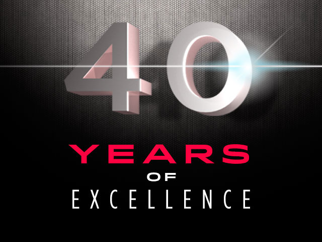 McMillan 40 years of excellence