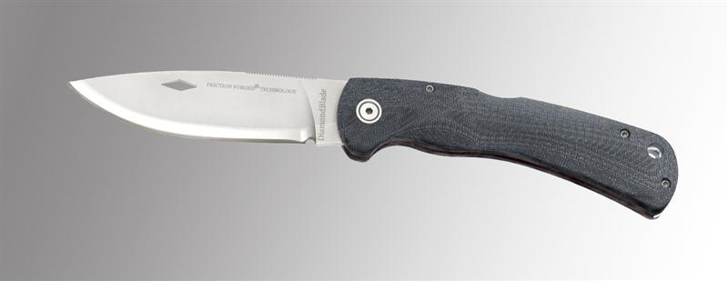 summit folder titanium texalium leather sheath