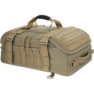 Fliegerduffel adventure bag khaki