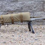 scope and muzzle cover tan 1