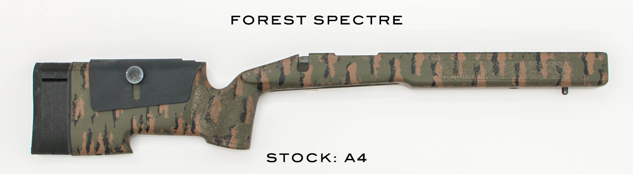 A4 - FOREST SPECTRE